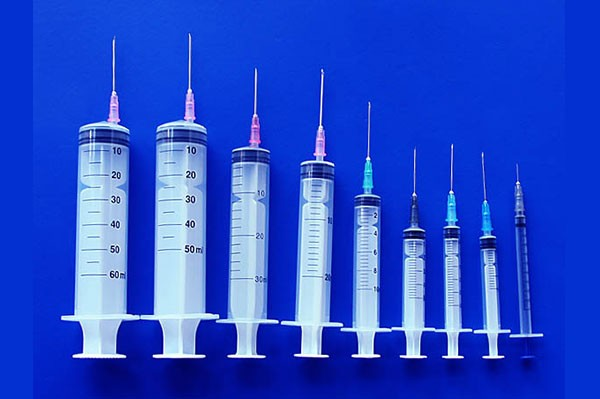 Disposable Sterile syringe